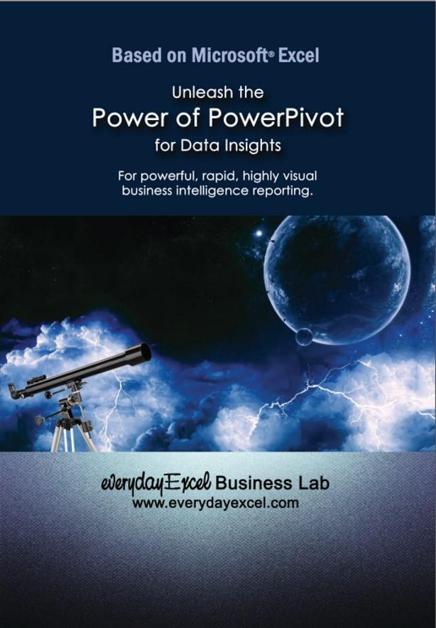 power pivot, excel triple power functions