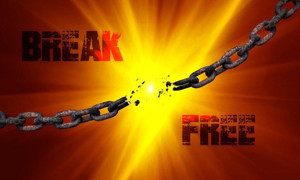 broken link image